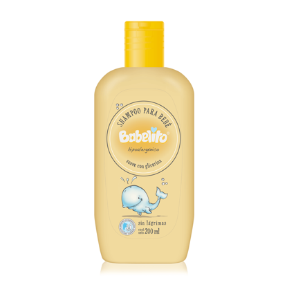 Picture of Shampoo para bebé con glicerina  x 200 ml.