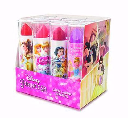 Picture of Labiales Princesas x 12 unidades