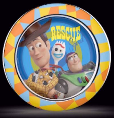 Picture of Plato Playo Plástico Toy Story